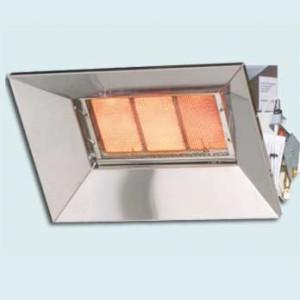 Gas- elektrische heaters