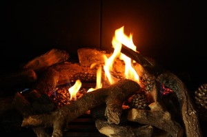 Warmte terrasverwarmer